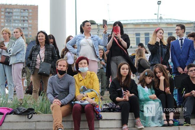 Фестиваль «Столица закатов» открылся в Нижнем Новгороде концертом и пятиминутным фейерверком - фото 4