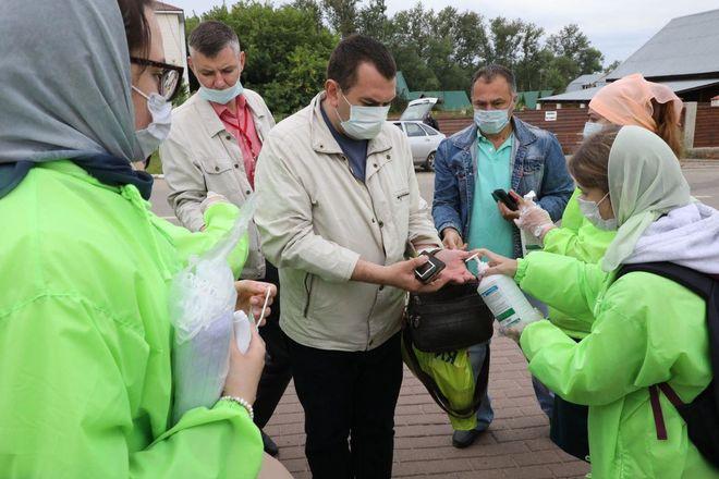 Торжества в честь Дней памяти Серафима Саровского начались в Дивееве - фото 8