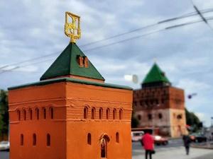Дмитровскую башню Нижегородского кремля оценили в 1200 рублей