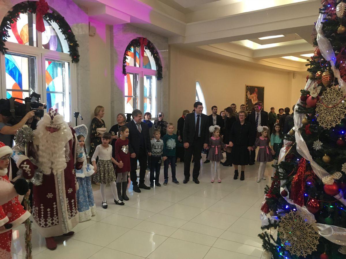 «Губернаторская елка» состоится 29декабря вНижнем Новгороде