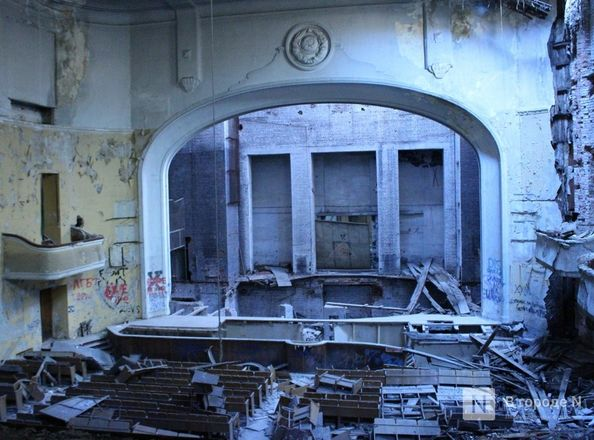 Здесь пела Пугачева: во что превратился нижегородский ДК имени Ленина  - фото 98
