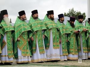 Новогоднее богослужение пройдет в нижегородском соборе Александра Невского
