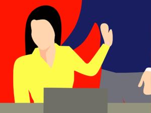 17% нижегородцев сталкивались с домогательствами на работе