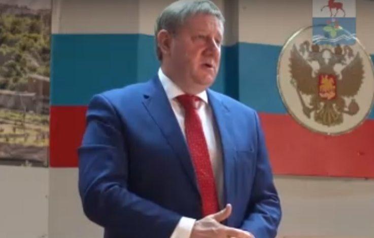 Андрей Чертков стал главой Кстовского района - фото 1