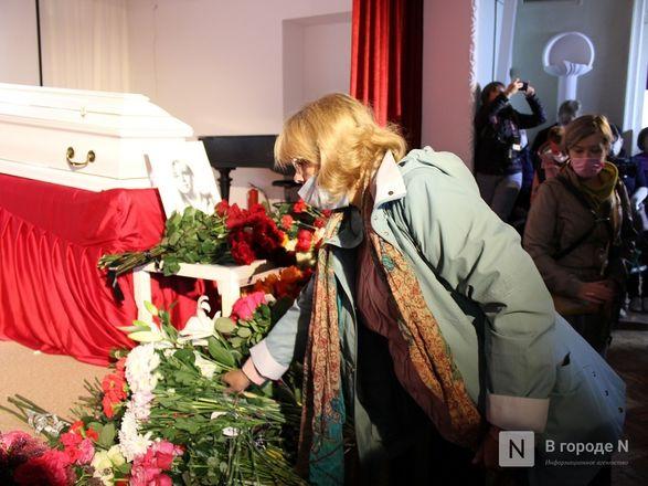 Церемония прощания с Ириной Славиной началась в Нижнем Новгороде (фото) - фото 7
