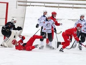 Нижегородский «Старт» обыграл команду «Строитель» из Сыктывкара