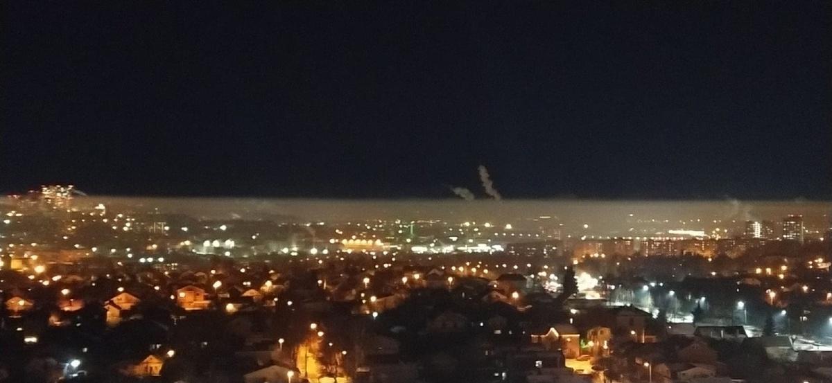 Нижегородцы пожаловались на дым и запах гари в воздухе - фото 1