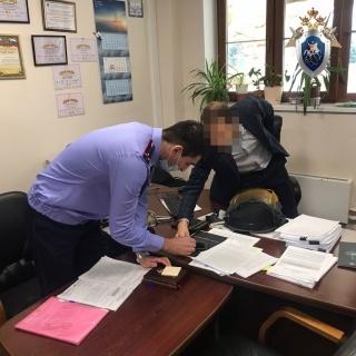 Появилось видео задержания сотрудника нижегородского Минимущества - фото 1