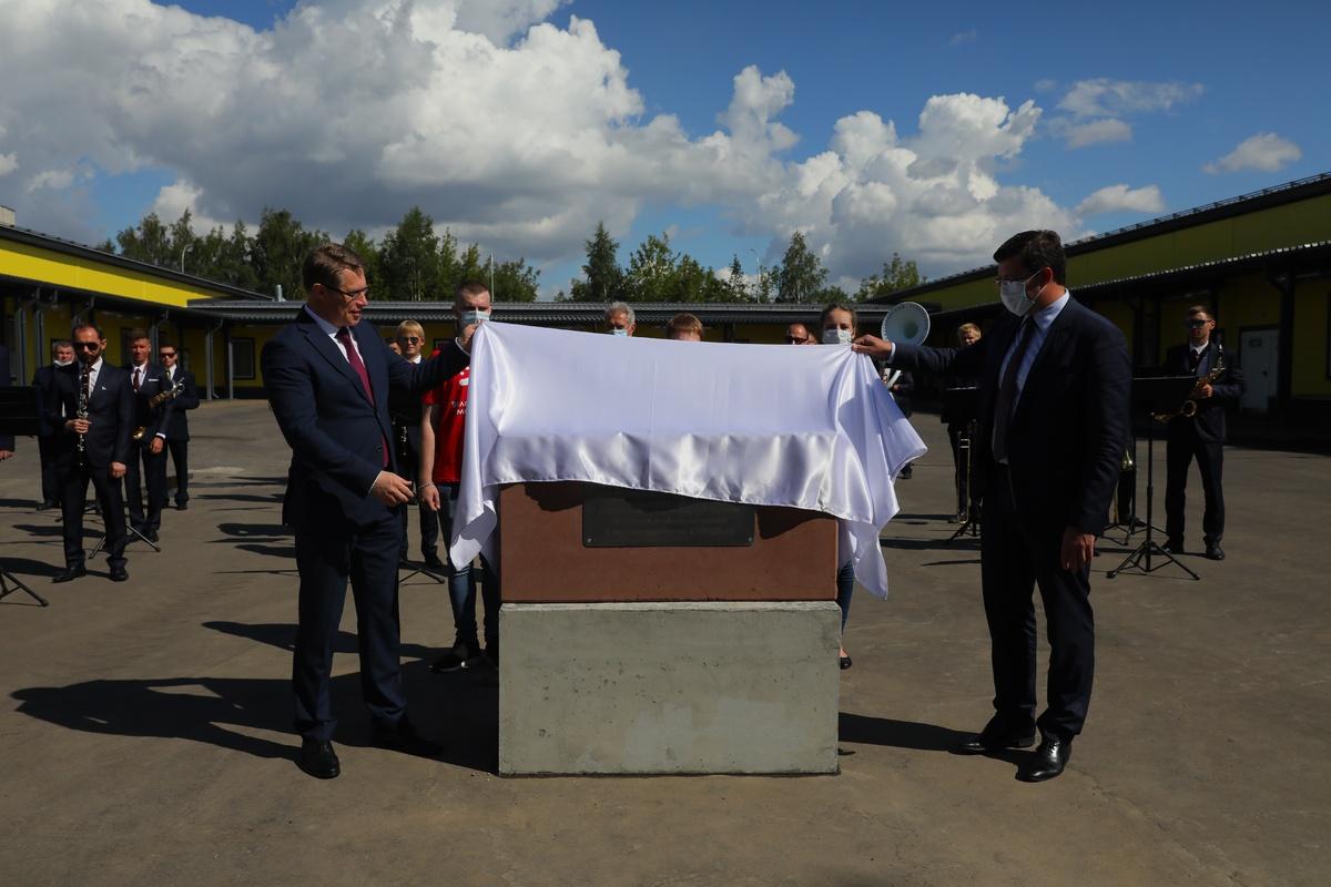 Основание памятника медикам, боровшимся с коронавирусом, установлено на территории нижегородской больницы № 23 - фото 1