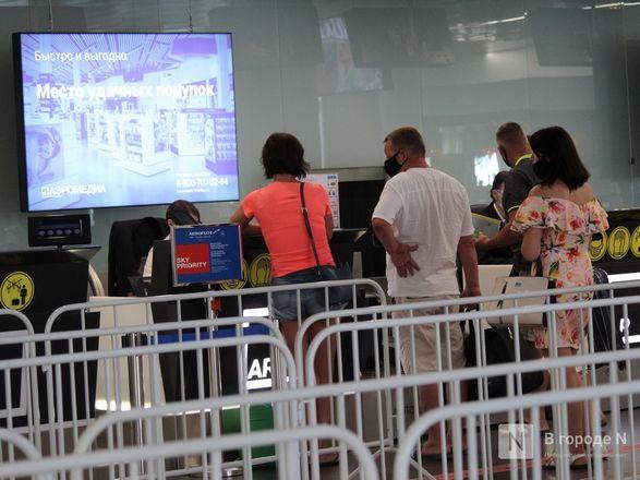 COVID не прилетит: нижегородский аэропорт усилил меры безопасности - фото 22