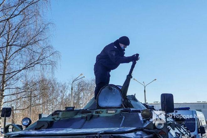 Штурм поезда и трюки в воздухе: как работают нижегородские спецподразделения - фото 22