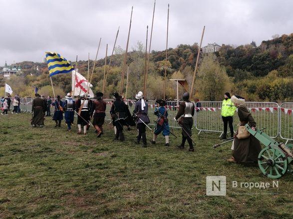 Нижегородцы стали участниками средневекового сражения  - фото 25